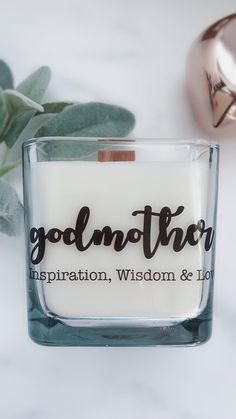 Godmother Soy Candle