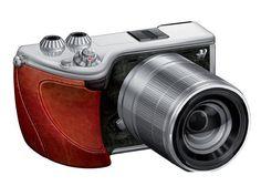 Fancy - Hasselblad Lunar Mirrorless Camera