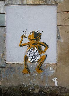 """Kermit The Frog"""