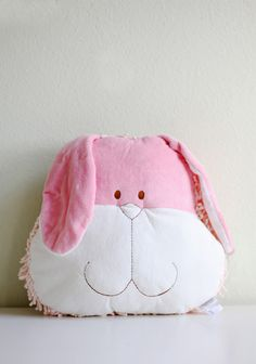 Babs The Bunny Pillow  at #Ruche @shopruche