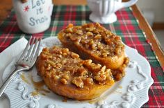 christmas morning, caramels, breads, vermont foodi, gluten free, sticki french, breakfast recipes, french toast casserole, pecan sticki