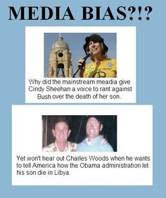 Bias! Don't Let The Media Choose The Information You Should Have Access To.