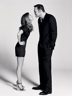 Vince Vaughn and Jennifer Aniston; The Breakup