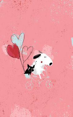 Ilustración de Sophia Touliatou