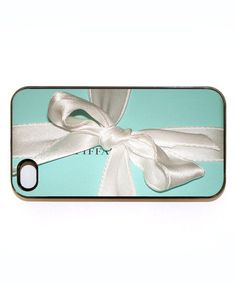 Tiffany & Co. Box iPhone Case - $18.99