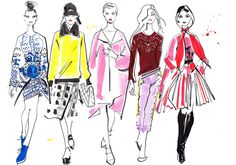 Master the art of fashion illustration with Jacqueline Bissett, who has worked with everyone from Givenchy and Kurt Geiger, to Tatler and The Sunday Times. The most promising student will be awarded a month of one-to-one mentoring from Jacqueline.