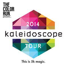 The Color Run 2014 Kaleidoscope Tour + Coupon Code