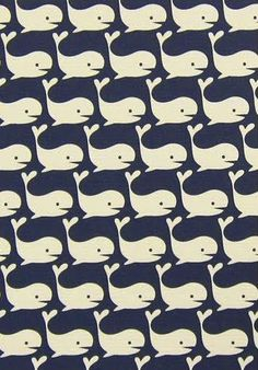 cute whale pattern sissy! Look!