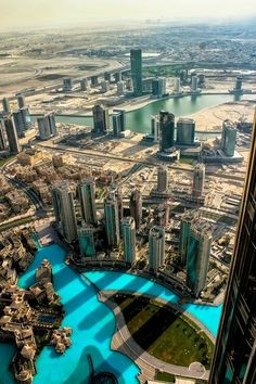 Dubai, the Gateway Between the East and the West -