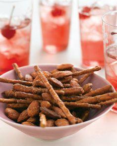Spicy-Sweet Pretzel Mix Recipe