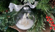 15 DIY Christmas Ornaments