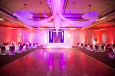 Eldorado Country Club - Wedding Reception Ballroom Dance Floor  www.eldoradocc.com