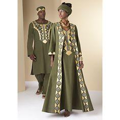 Makeda Jacket Dress from ASHRO