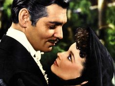 """Frankly my dear..."" wind, frank scarlett, romances, mobiles, clarks, vivien leigh, clark gable, favorit movi, handsome man"