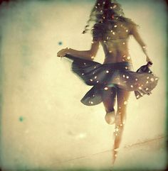 Dance like nobody's watching.