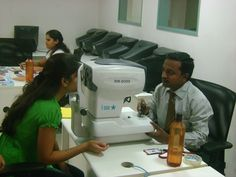 Eye screening camp @ our #Bangalore Office