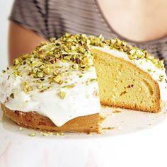 Recept - Cake met limoenmascarpone - Allerhande