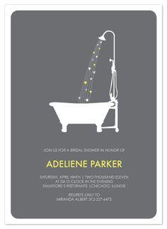 wedding shower invite