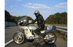 Mad Max (1979) Motorcycle: 1977 Kawasaki KZ 1000