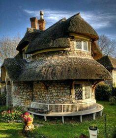 Rubble stone cottage near Brisrol