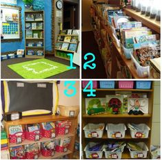 A Modern Teacher: Mission Organization: 21 Ideas to Organize Your Classroom Library