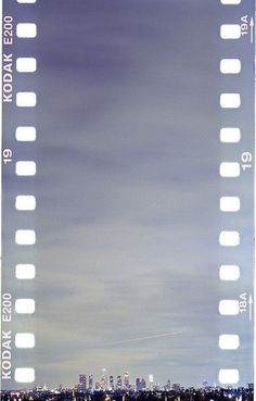 Slide Film.....awww old school photography like I learned!  I bet some kids wont even know what this is!?