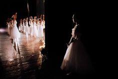 Ballerina - Photo by Steve McCurry