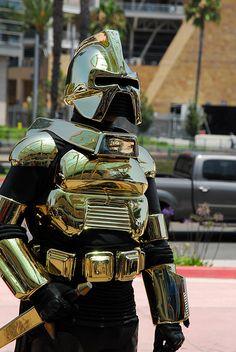 COMIC CON Battlestar Galactica COSPLAY