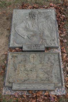 Grave Marker- Gram Parsons.