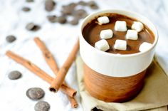 hot chocolate-Spicy Aztec Hot Chocolate