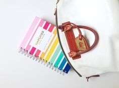 Keep it all together in the Simplified Date Book by Emily Ley (Aug 2013-Aug 2014) A steal at $24