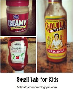 Antidotes for Mom: Teaching Smell