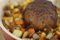 Vegan thanksgiving roast