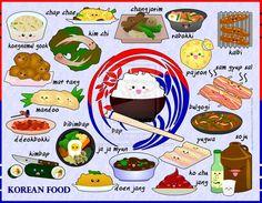 Korean Food! saxology
