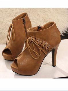 Western Style Charming Exquisite Toeless