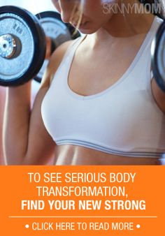 Strength training can provide you with a serious body transformation!