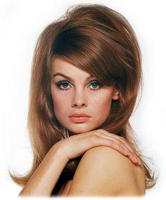 Jean Shrimpton - 1960's top fashion model