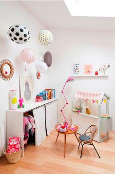 Twiggy & Lou: Inspiring kids' space