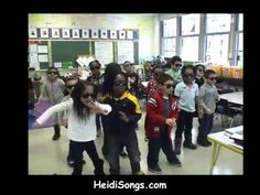 """The """"But"""" Sight Word song is WAY too cool!"""