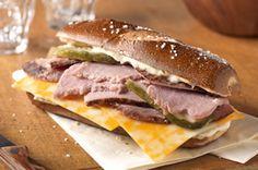 Bavarian Rhapsody (sandwich roll)