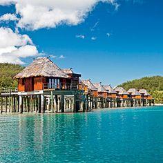 Likuliku Lagoon, Malolo Island, Fiji