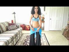 Cardio belly dance workout with music: the hip hop mix workout for beginners - you should know several moves before trying this: hip pushes, shimmy, chest lift/v etc. check out her website for a video of the moves you need. This video is about 30 min.