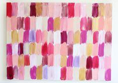 Polish 1 - an original painting by Jen Ramos at Cocoa & Hearts
