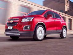 Chevrolet Trax www.graffchevy.com