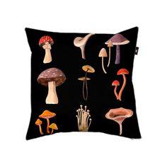 geninn, stuff, mushroom pillow, housey thing, cushion, pillow covers, throw pillow, pillows, mushrooms