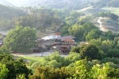 Paramount Ranch:  Agoura Hills CA