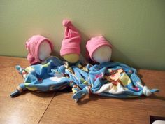 DIY  Recycled Waldorf Inspired Rag Doll...so cute...could be a kid project :)