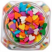 bright heart, cake shop, sprinkles, spring colors, jar of hearts, heart sprinkl, layer cakes, cake pop, rainbow