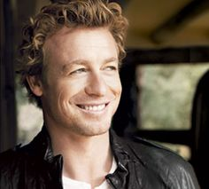 simon baker, eye candi, peopl, man candy monday, the mentalist, beauti, smile, handsome man, bakers