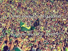 Eu sou brasileiro...